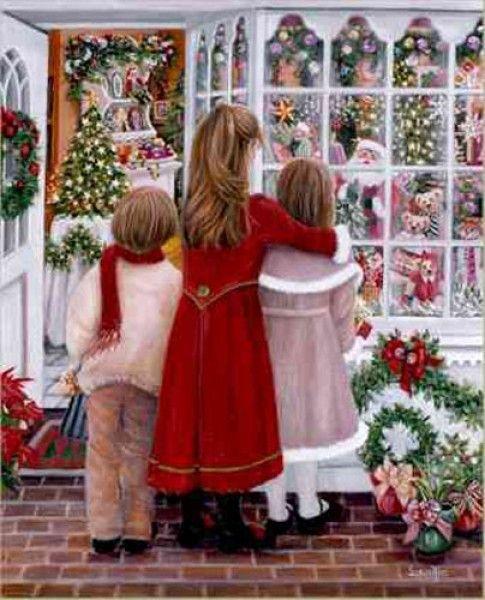 Noël ( cartes anciennes)