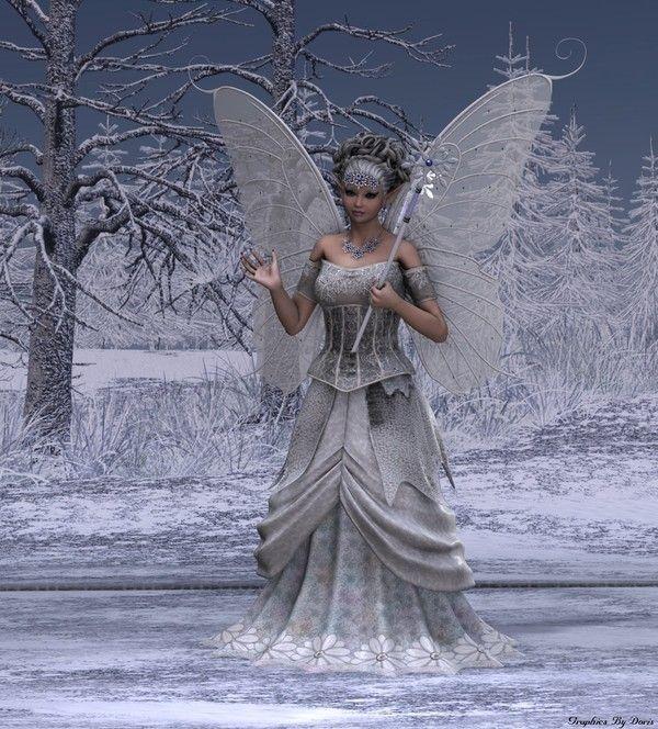 fée des neige