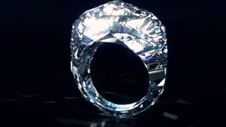 bague diamant hope