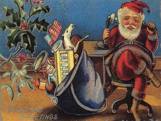 Noel cartes anciennes page 6 - Cartes de noel anciennes ...