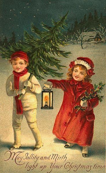Noel cartes anciennes page 3 - Cartes de noel anciennes ...