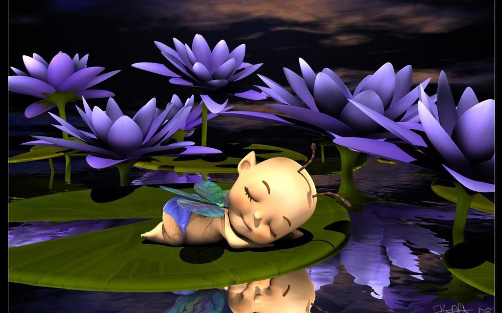 Cute Baby Fairies: Fairy Cute Babies Wallpapers