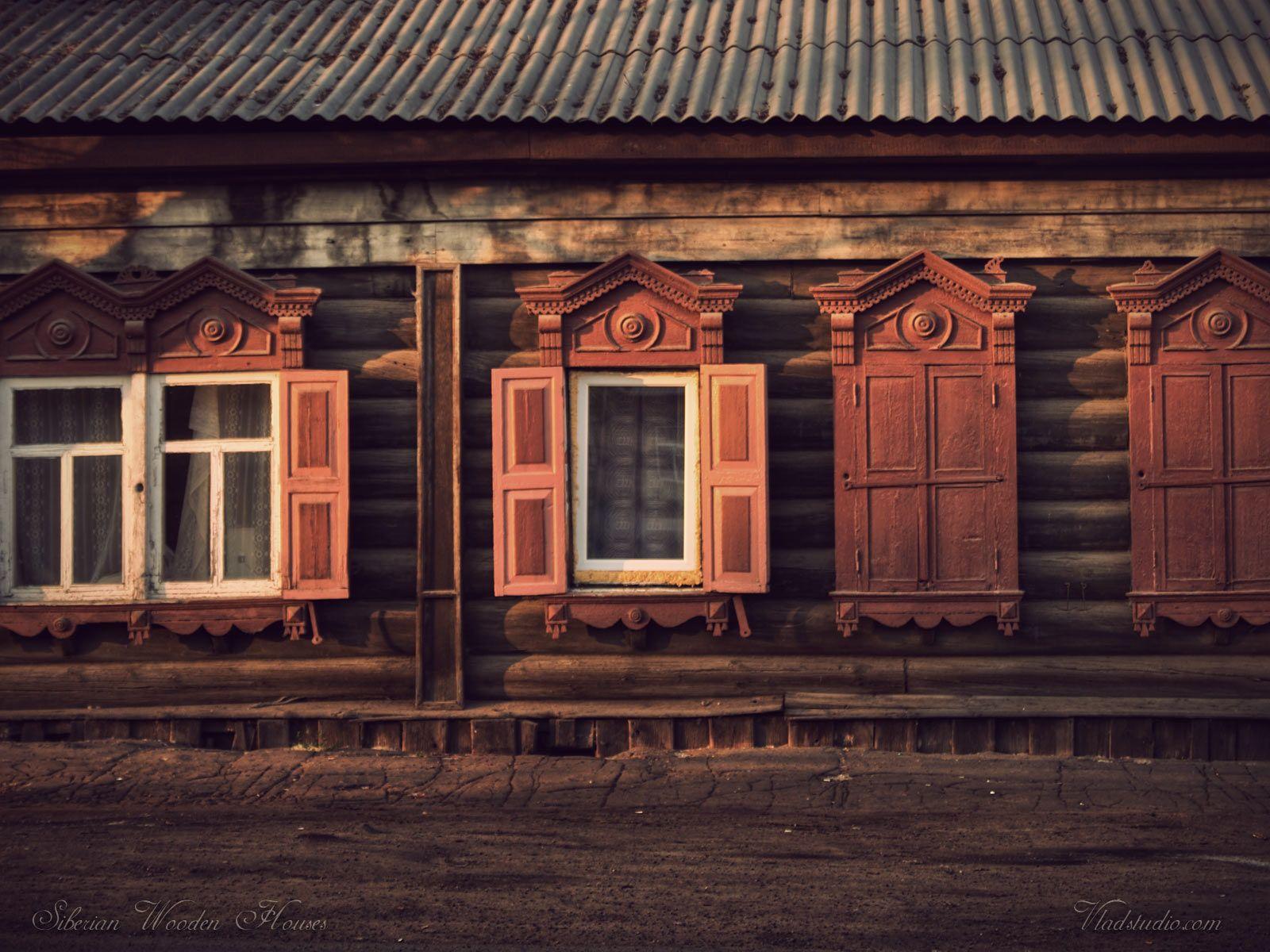 Русские окна фото